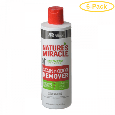 Nature's Miracle Enzymatic Formula Stain & Odor Remover 16 oz - Pack of