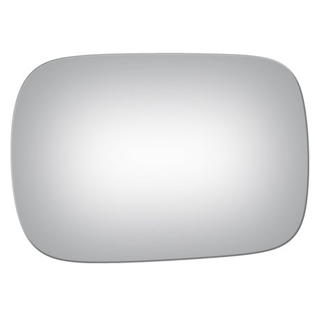 Burco 3747 Passenger Side Replacement Mirror Glass for Volvo V70, XC70, XC90