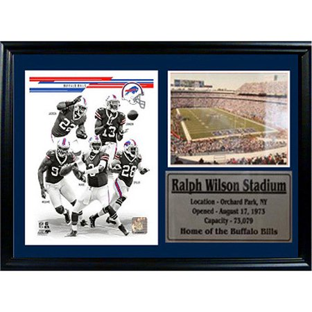 NFL Buffalo Bills Photo Stat Frame, 12x18 - Walmart.com