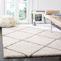 Safavieh Hudson Amias Geometric Shag Area Rug or Runner