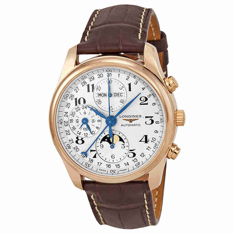 Longines Master Collection Chronograph Chronograph Mens W...