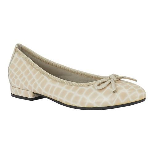 Women's David Tate Glow Flat Economical, stylish, and eye-catching shoes