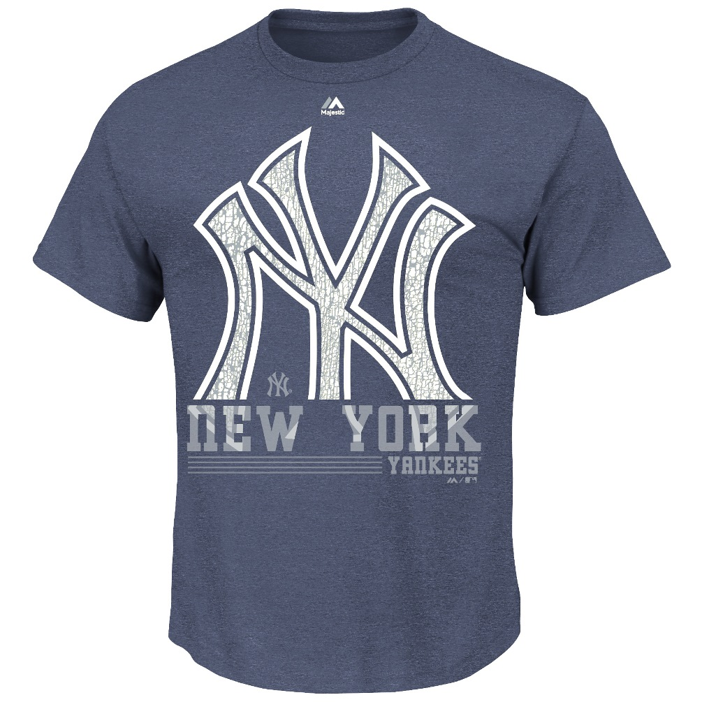 New York Yankees Majestic MLB 6th Inning Men's T-Shirt
