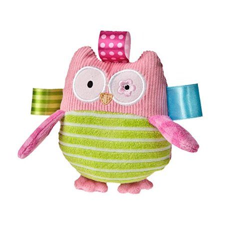 Mary Meyer Taggies Oodles Owl Plush Rattle Mary Meyer Taggies Oodles Owl Plush Rattle