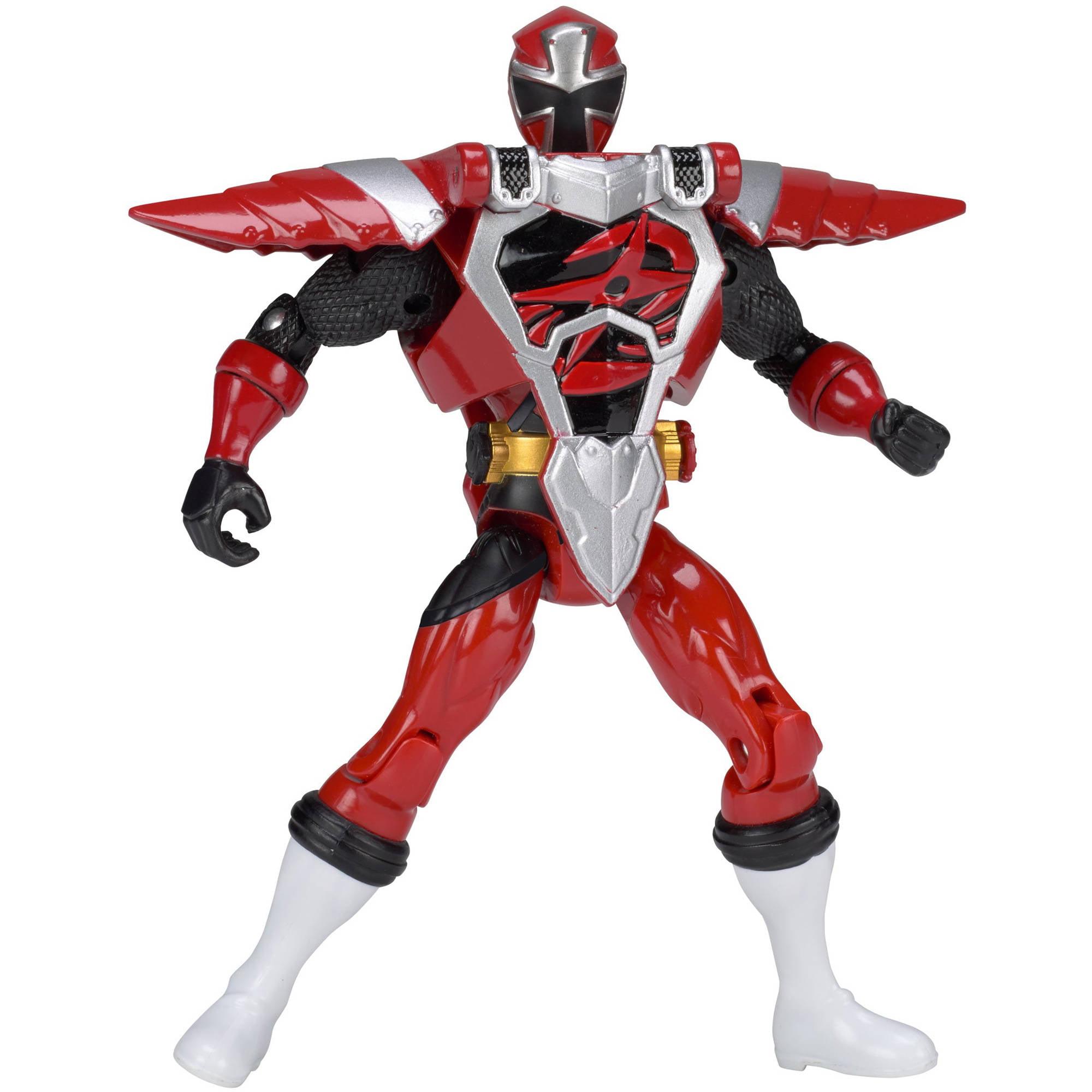 Power Rangers Ninja Steel Armored Red Ranger by Bandai America, Inc
