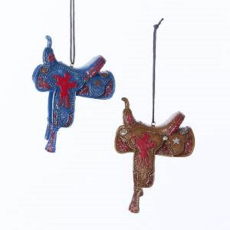 Pack of 12 Colorful Blue and Brown Western Cowboy Horse ...