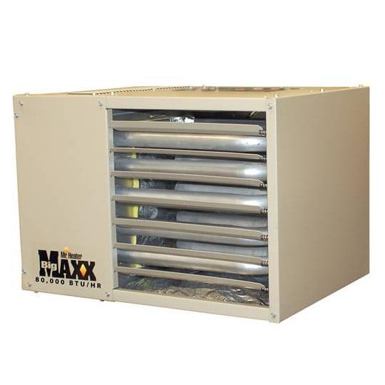 Big Maxx Nat. Gas Unit Heater, 80,000BTU/Hr