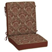 Bombay Outdoors Venice Reversible Patio Chair Cushion