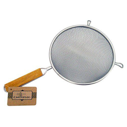 CUL Distributors Culina 8'' Double Mesh Strainer by CUL Distributors