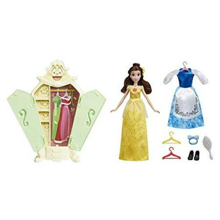 Disney Princess Set (Disney Princess Belle's Wardrobe Style)