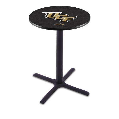 NCAA Pub Table by Holland Bar Stool, Black - UCF Knights, 42'' - L211