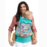 lillebaby 4 in 1 Essentials Baby Carrier (Lily/Pond)