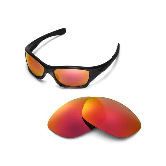 db42b6ffb10 Walleva - Walleva Emerald Polarized Replacement Lenses for Oakley Pit Bull  Sunglasses - Walmart.com