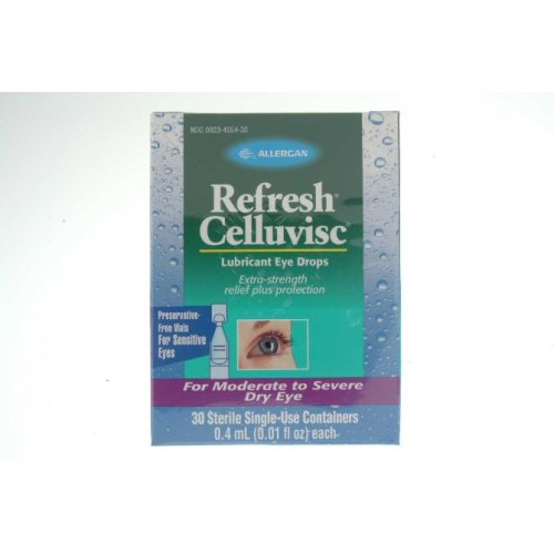 Eye Lubricant Refresh Celluvisc® 30 mL Eye Drop