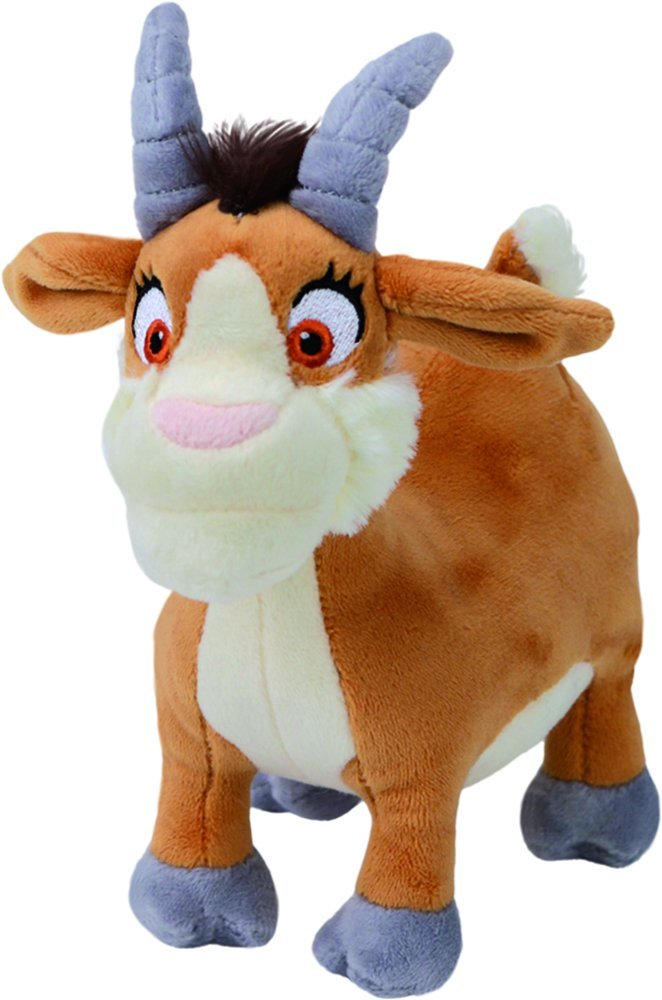 Buy TY 6′ Lupe The Goat Beanie Babies Plush Stuffed Animal w  Ty Heart f7e3da68fa46