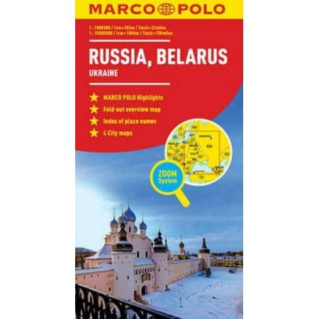 Marco Polo Russia  Belarus  Ukraine
