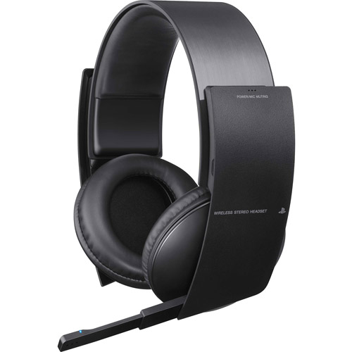 Sony Wireless Stereo Headset (PS3)