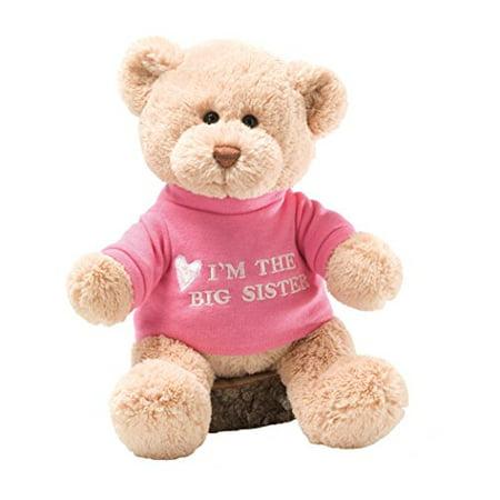 GUND Big Sister Message T-Shirt Teddy Bear Enesco Cherished Teddies Bear