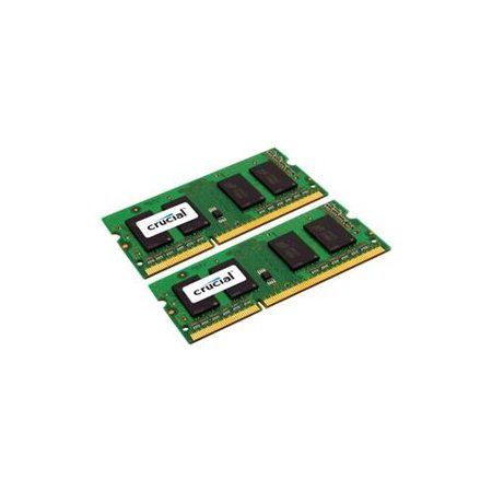 Crucial Technology Crucial By Micron   Dram            Ct2k8g3s160bm        16Gb Kit 2X8gb Ddr3 1600Mhz