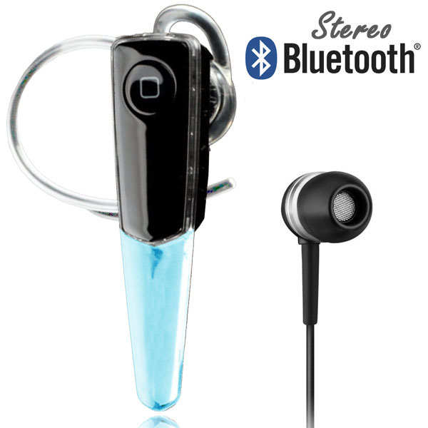 Indigi Hm7200 Universal Stereo Bluetooth Wireless Headset Music Calls For Iphone Android Tablets And Pdas Black Walmart Com Walmart Com
