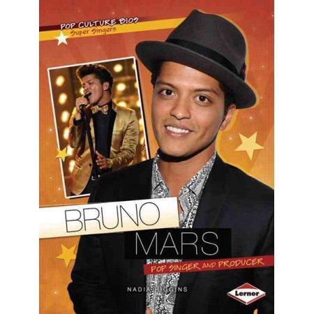 Bruno Mars   Pop Singer And Producer