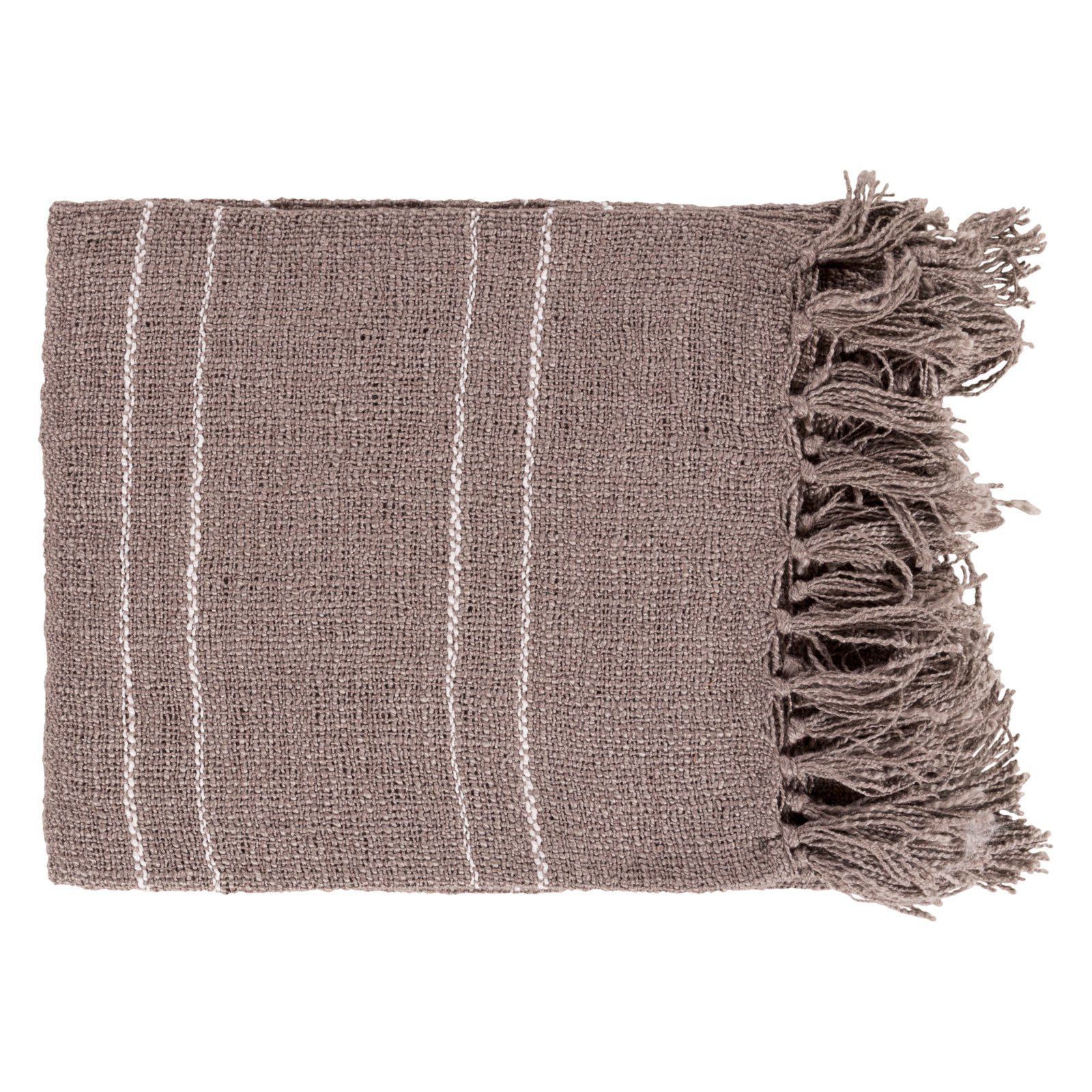 Surya Traveler Acrylic Throw Blanket