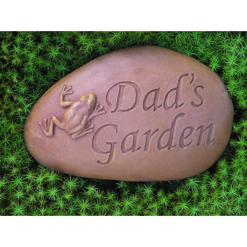 Nichols Bros. Stoneworks Dad's Garden Stone