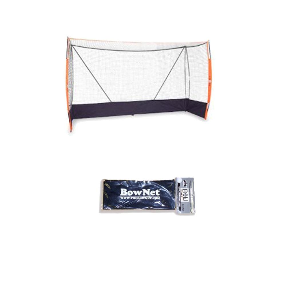 Bownet Field Hockey Portable Goal BowFH + Self-Filling U-...