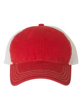 e44be82140885 Product Image Richardson Headwear Garment Washed Trucker Cap