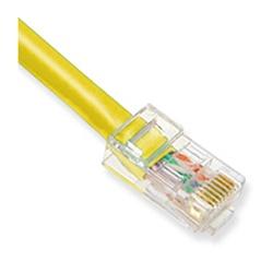 Yellow ICC ICC-ICPCSJ14YL PatchCord 14 Cat5E