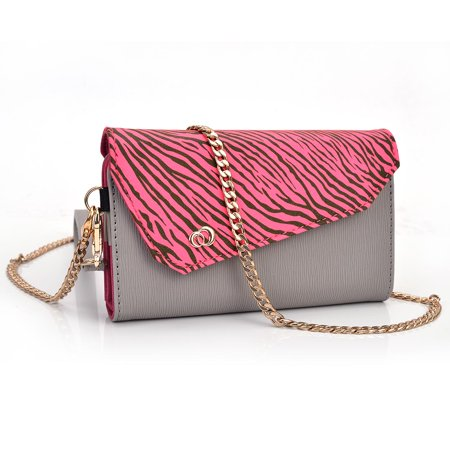 Crossbody Purse wallet clutch with strap