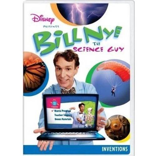 Bill Nye The Science Guy: Inventions by DISNEY/BUENA VISTA HOME VIDEO