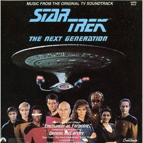 Star Trek: Next Generation 1 Soundtrack