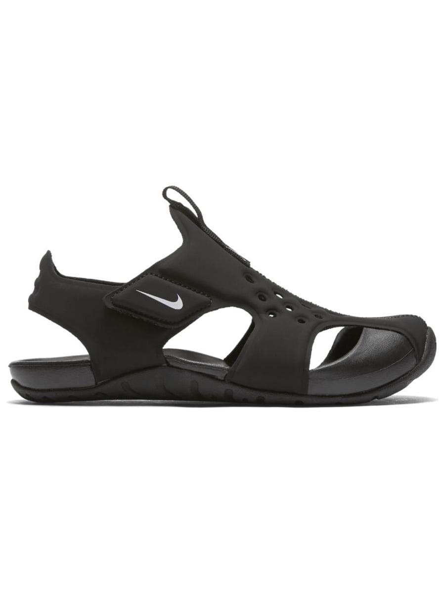 96306d409f ... where can i buy product image boys nike sunray protect 2 ps preschool  sandal black white