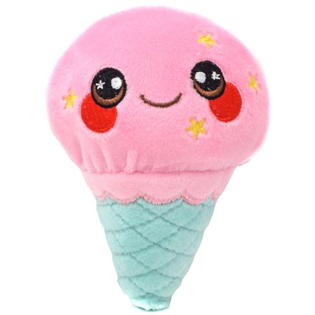 Squeezamals Dessert Series Louise Ice Cream Plush](Ice Cream Plush)