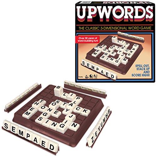 Disney Classic Upwords, The Classic 3-Dimensional Word Ga...