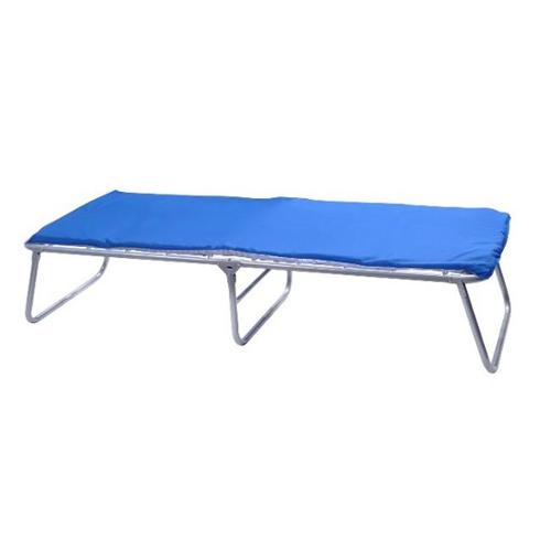 GigaTent Folding Comfort Camping Cot with Mattress by Giga Tents
