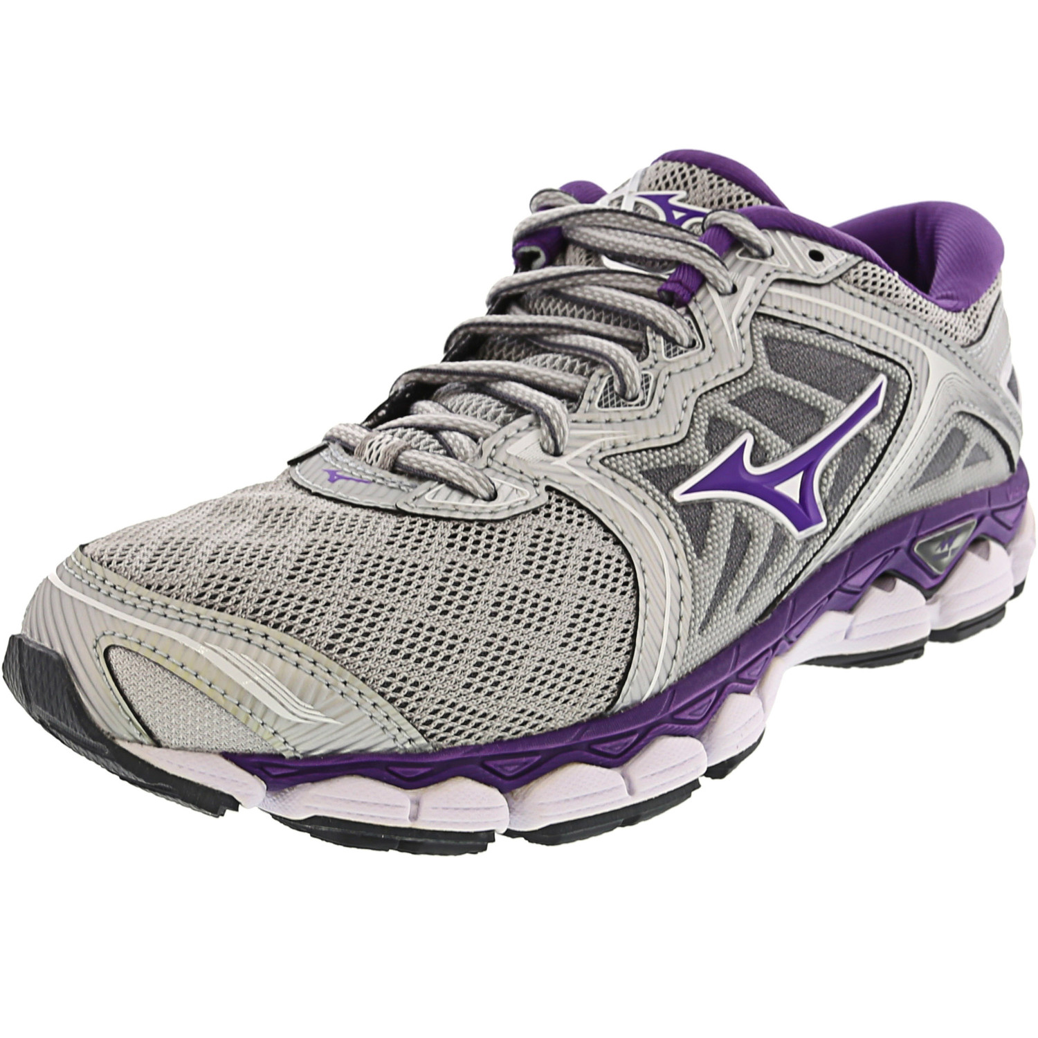 mizuno wave sky 2 womens black junior