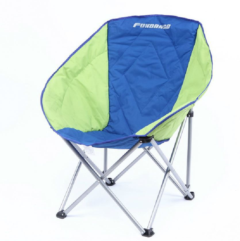 Folding Camping Beach Indoor/Outdoor Moon Chair Oversized...