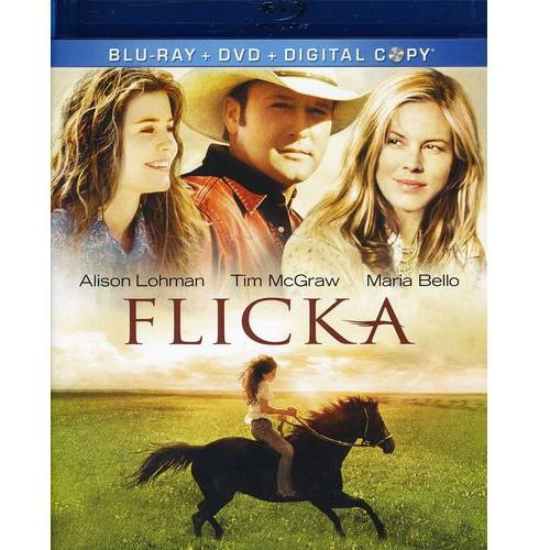 Flicka (Blu-ray   DVD) (Widescreen)