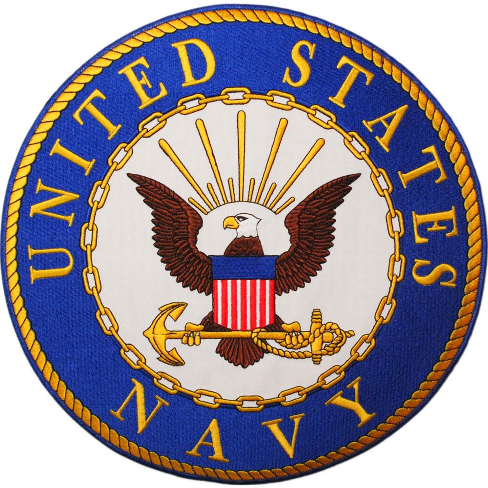 Us Navy Large Patch Walmart