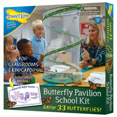 BUTTERFLY PAVILION SCHOOL KIT