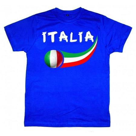 Supportershop WCIT12Y Italie de football junior T-shirt 12-14 ans - image 1 de 1
