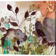 Metaverse C949385-0120000-AAAACMA Autumn Song I by Asia Jensen Canvas Wall Art - 12 x 12 in.