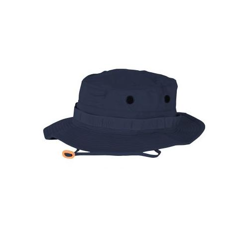 Propper Boonie Cotton/Ripstop Sun Hat, Size 7, Navy