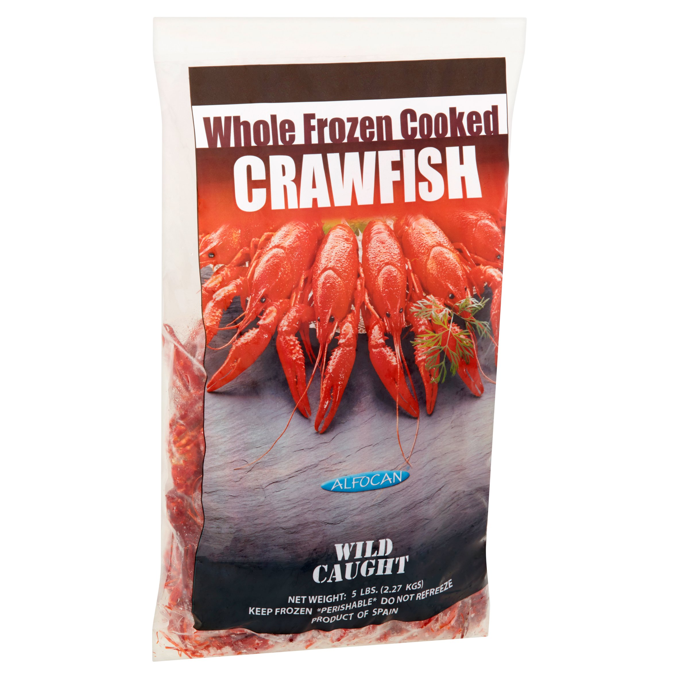Crawfish alfocan whole frozen cooked crawfish 5 lbs ccuart Images