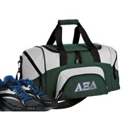Small Alpha Xi Duffel Bag or Small AXiD Sorority Gym Bag