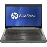 "REFURBISHED - HP EliteBook 8760w H1Z53US 17.3"" LED Notebook - Intel - Core i7 i7"