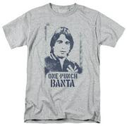 Taxi - One Punch Banta - Short Sleeve Shirt - X-Large