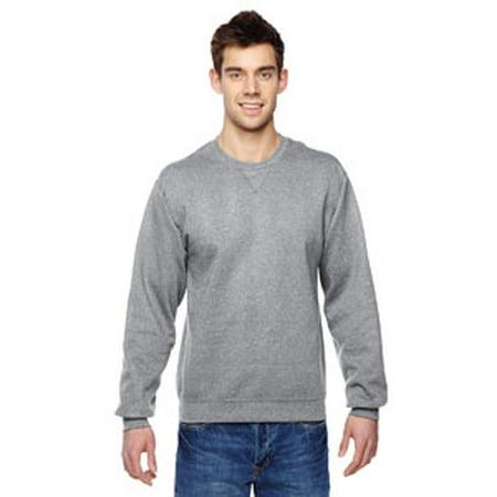 - Fruit of the Loom Adult 7.2 oz. SofSpun® Crewneck Sweatshirt